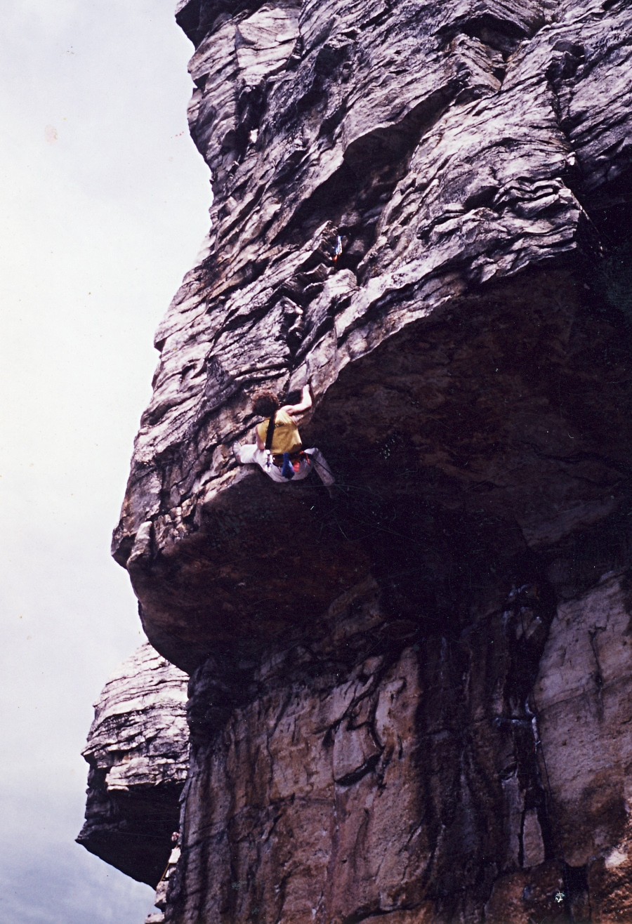Eric's Biography - Training For Climbing - by Eric Hörst