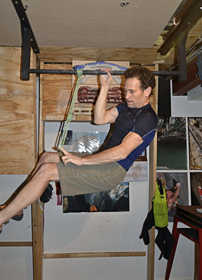 The Stud Bar Pull Up Bar Training For Climbing By Eric