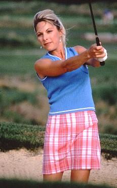 Lisa-golf