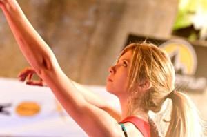 Prior to exercising the body, rock climbing exercises the brain! (Taylor Clarkin collection)
