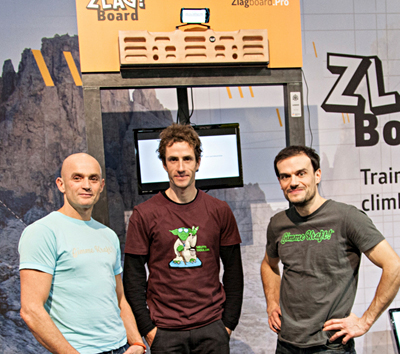 Zlagboard App Training System.