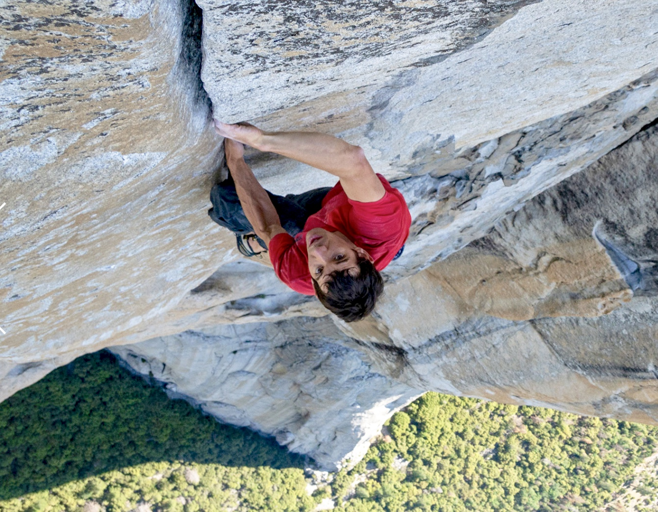 Free Solo The Best Climbing Movie Ever Training For Climbing