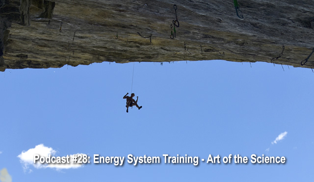 In this final Energy System Training podcast, Eric presents the art of the science via 8 key ideas & distinctions to make your training most effective.
