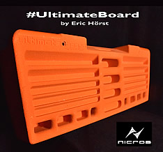 Eric Hörst's Ultimate Hangboard for Rock Climbers