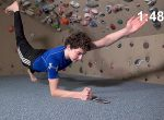 Jonathan Horst Plank Training for Climbers