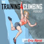 training for climbing podcast