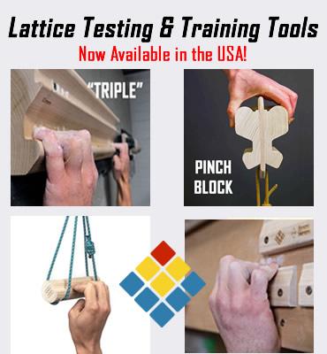 Lattice Testing & Training Rung